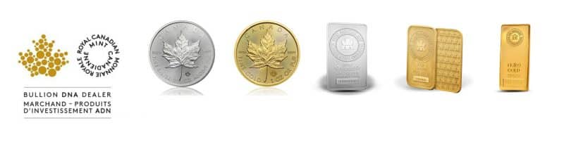 The Coin Hunter ⋆ Coin and Bullion Dealer ⋆ Royal Canadian