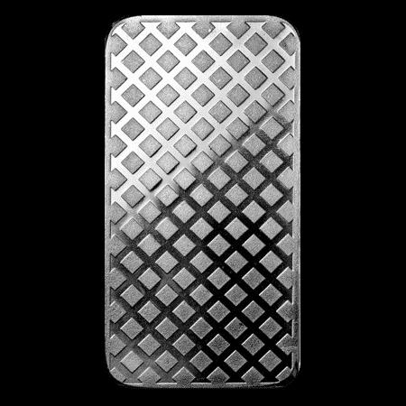 10 Oz Silver Generic Bar The Coin Hunter