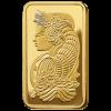 10 oz Gold Bar - Pamp Suisse - Fortuna
