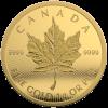 1 Gram Gold Maplegram - 2021 - RCM
